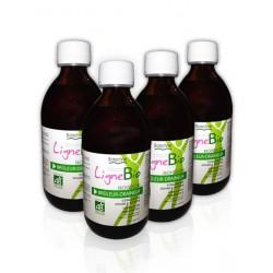 Le Super Pack ECO Vital Mincia certifié BIO (4 bouteilles)