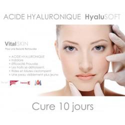 Acide Hyaluronique Hyalusoft 10 jours