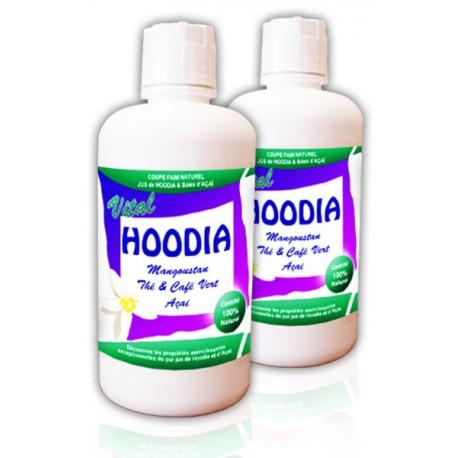 Pack DUO Vital Hoodia Minceur (2 bouteilles)