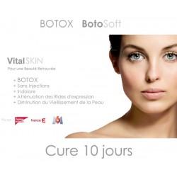 Botox Botosoft Cure de 10 jours